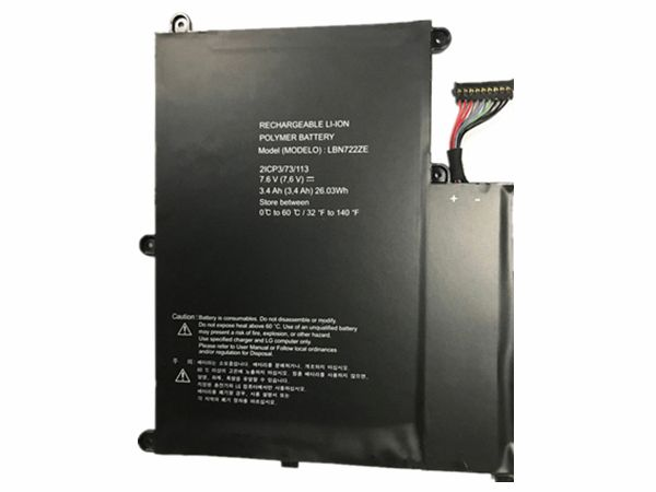 LG Tablet Akku LBN722ZE