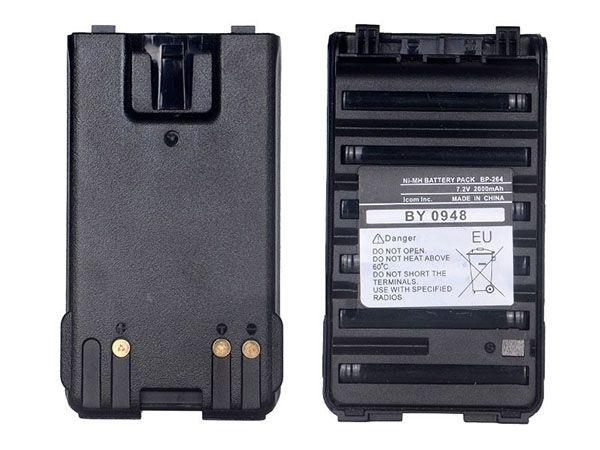 ICOM Ersatzakku BP-264