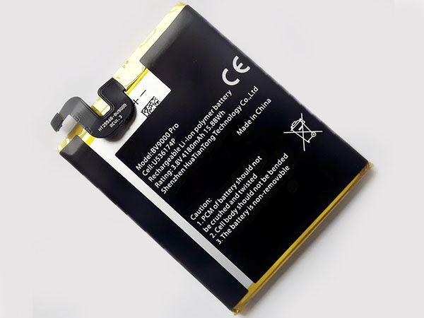 BLACKVIEW Handy Akku U536174P