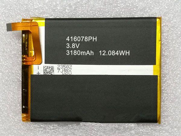 BLACKVIEW Handy Akku 416078PH