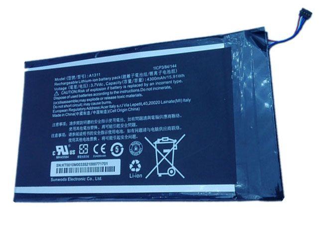 ACER Tablet Akku A1311