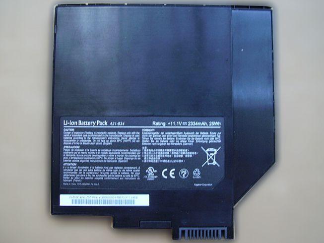 HAIER Laptop Akku A31-B34