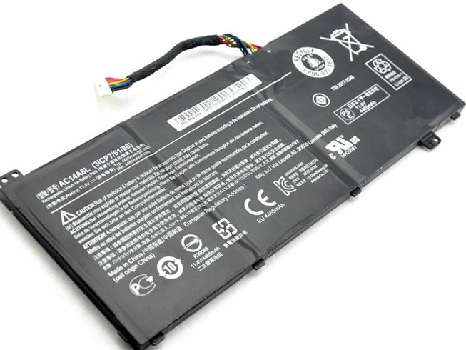 ACER Laptop Akku AC14A8L