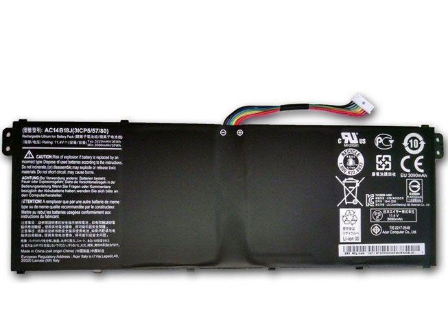 ACER Laptop Akku AC14B18