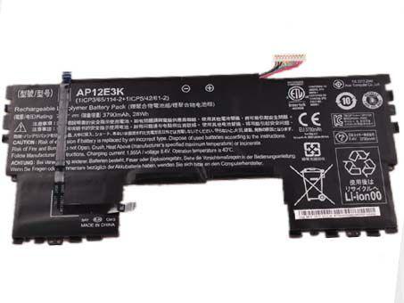 ACER Laptop Akku AP12E3K