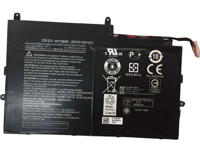 ACER Laptop Akku AP15B8K