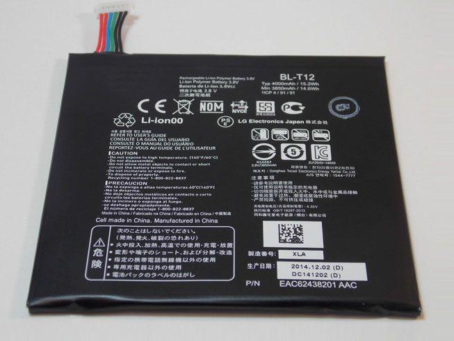 LG Tablet Akku BL-T12