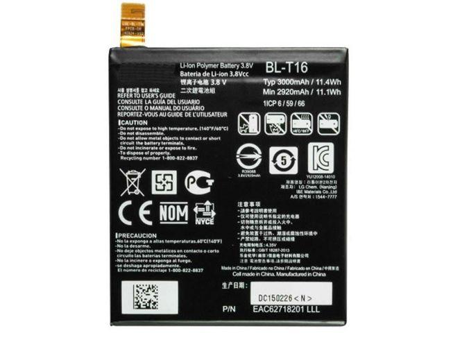 LG Handy Akku BL-T16