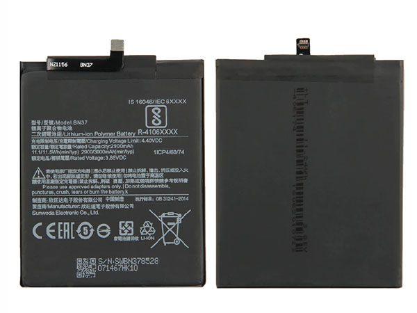 XIAOMI Handy Akku BN37