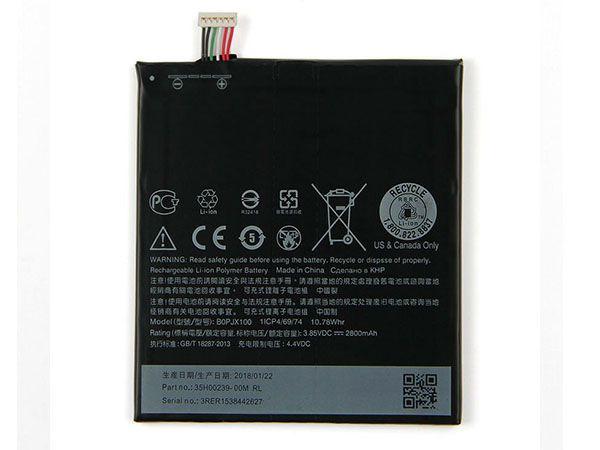 HTC Handy Akku BOPJX100