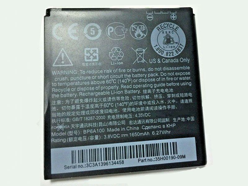 HTC Handy Akku BP6A100
