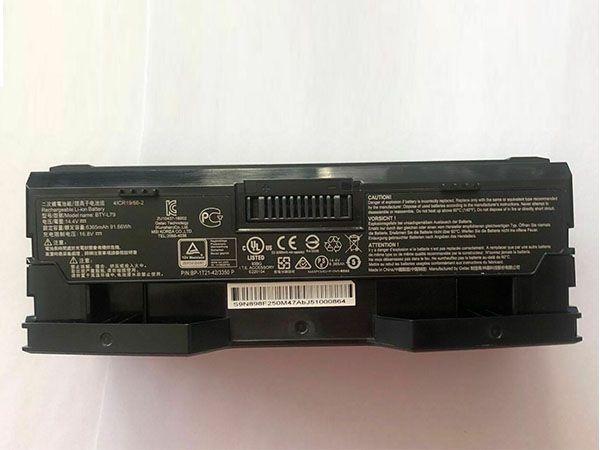 MSI Laptop Akku BTY-L79