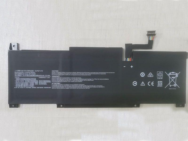 MSI Laptop Akku BTY-M491
