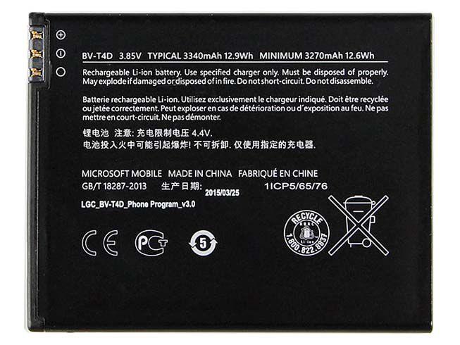 MICROSOFT Handy Akku BV-T4D