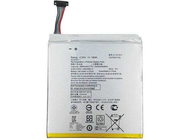 ASUS Tablet Akku C11P1517
