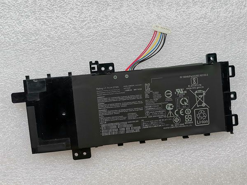 ASUS C21N1818-1 4850mAh 37Wh 7.7V laptop battery for Asus VivoBook 15 F512FA F512DA-SH31 X512FA X512FB X512FL