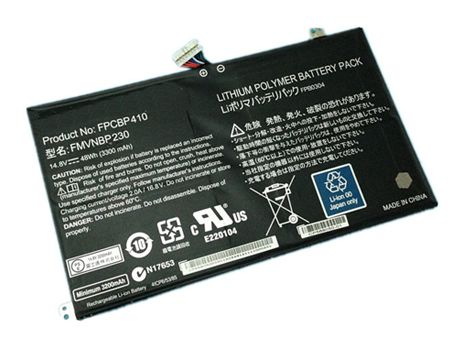FUJITSU Laptop Akku FMVNBP230