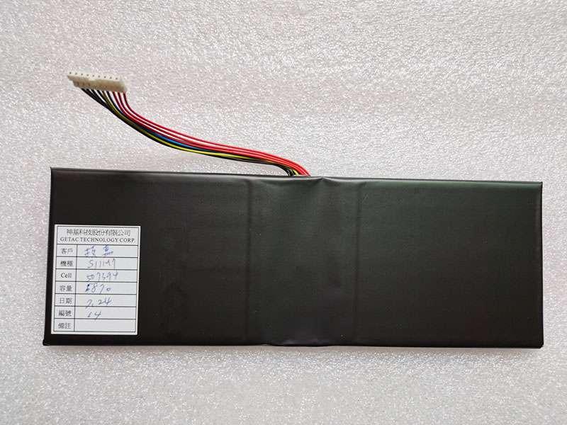 GIGABYTE Laptop Akku GAG-M20
