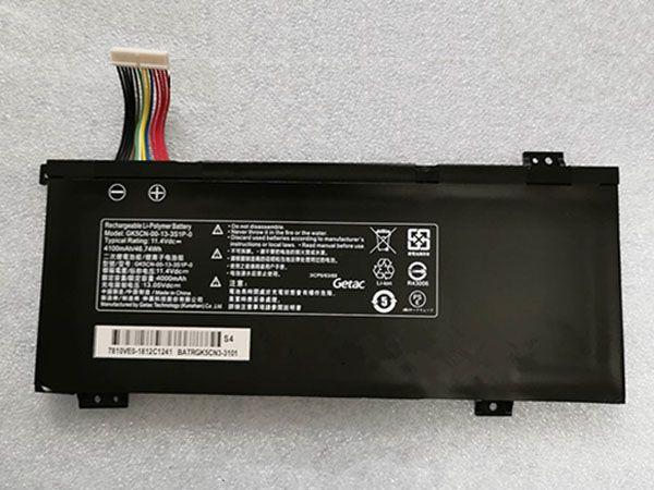 GETAC Laptop Akku GK5CN-00-13-3S1P-0