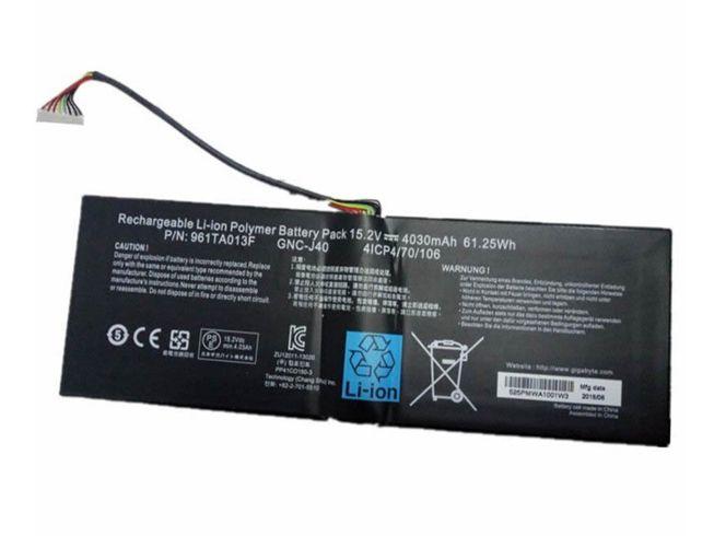 GIGABYTE Laptop Akku GNC-J40