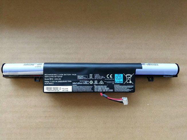 GIGABYTE Laptop Akku GNS-260