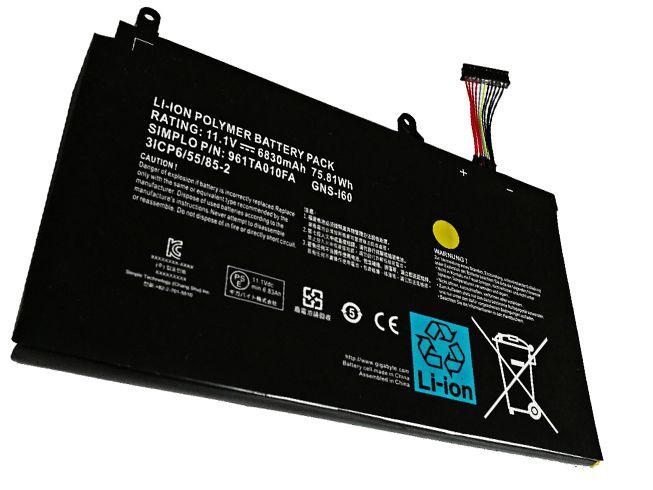 GIGABYTE Laptop Akku GNS-I60