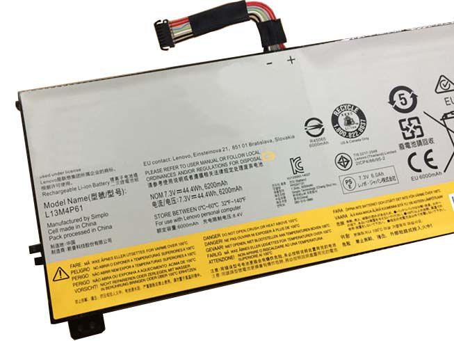 LENOVO Laptop Akku L13M4P61