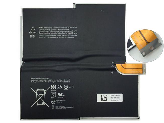 MICROSOFT Tablet Akku 1577-9700