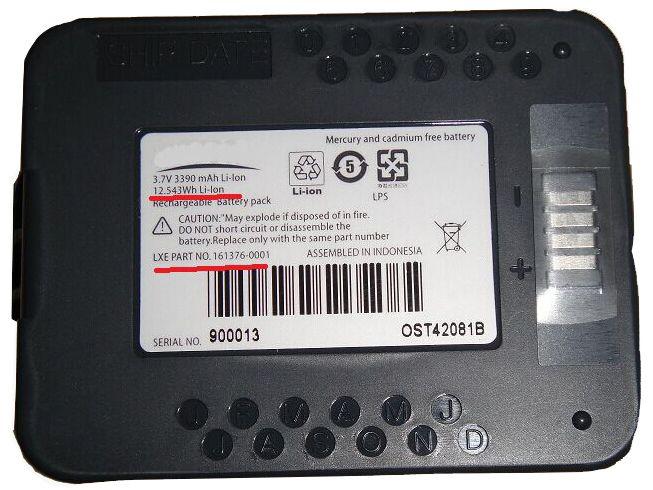 LXE Ersatzakku 161376-0001