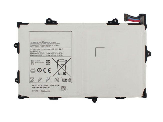 SAMSUNG Tablet Akku SP397281A