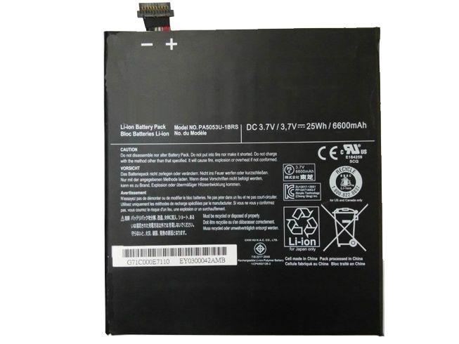 TOSHIBA Tablet Akku PA5053U-1BRS