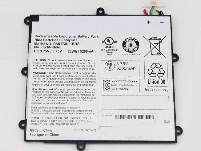 TOSHIBA Laptop Akku PA5173U-1BRS