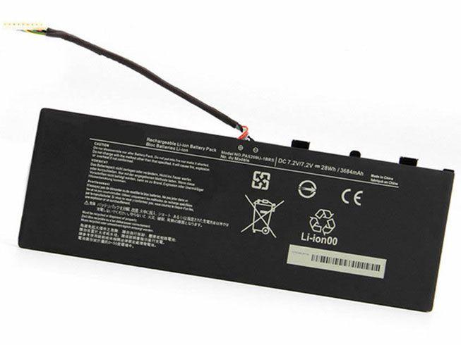 TOSHIBA Tablet Akku PA5209U-1BRS
