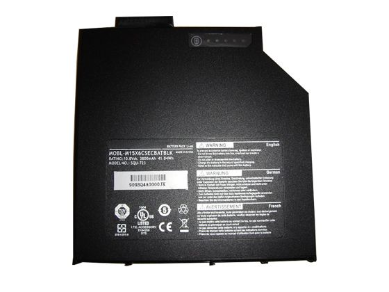 DELL Laptop Akku SQU-723