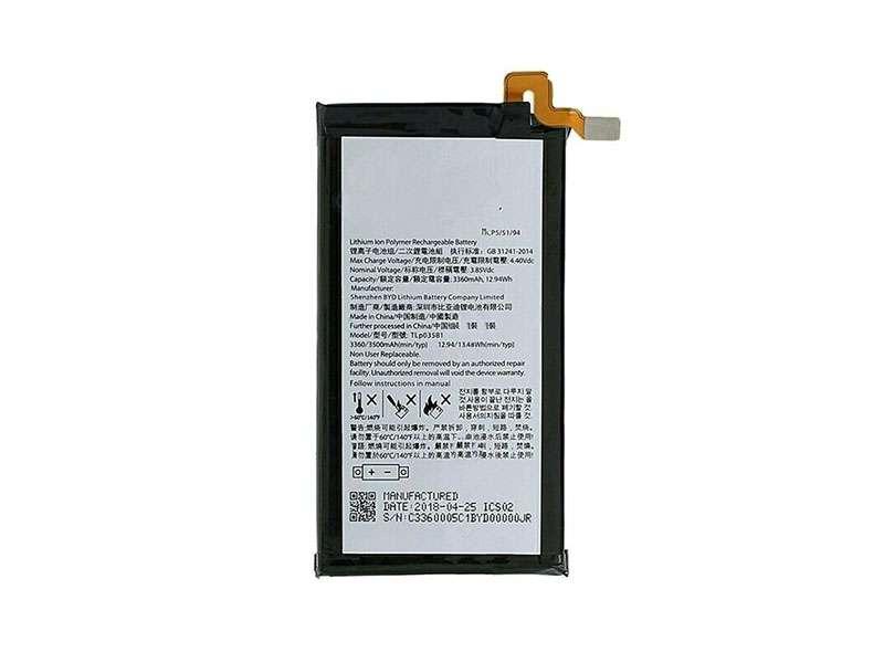 BLACKBERRY Handy Akku TLP035B1