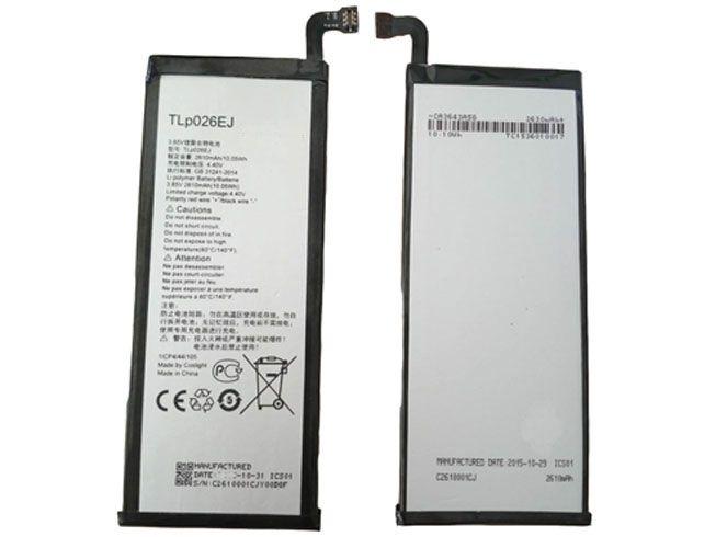 ALCATEL Handy Akku TLP026EJ