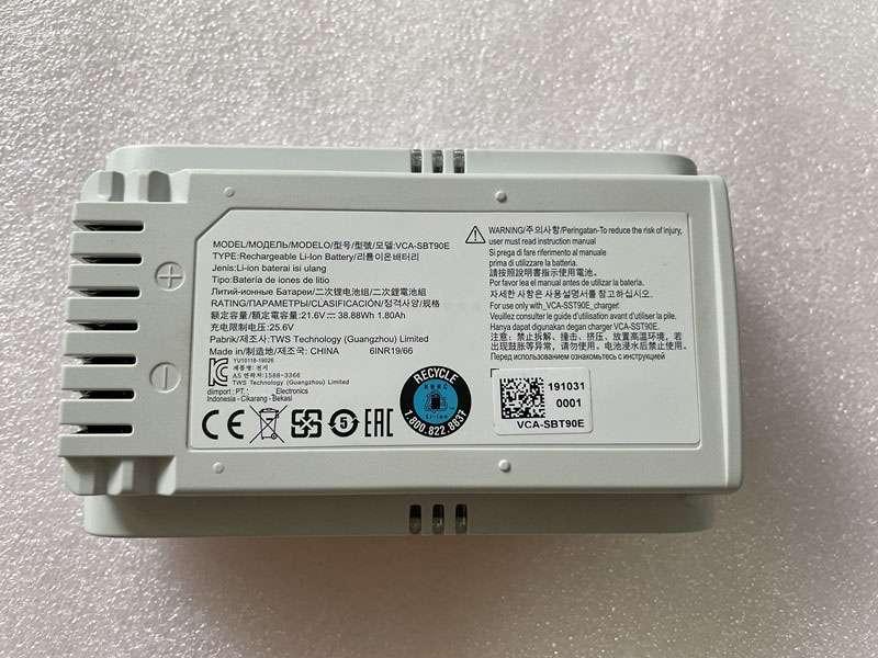 SAMSUNG Ersatzakku VCA-SBT90E