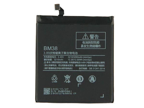 XIAOMI Handy Akku BM38