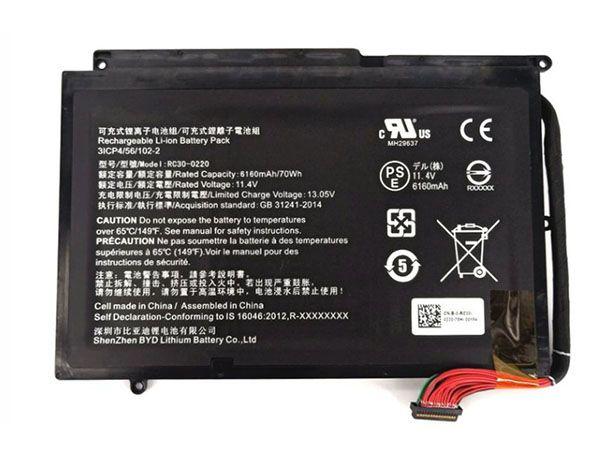RAZER Laptop Akku RC30-0220