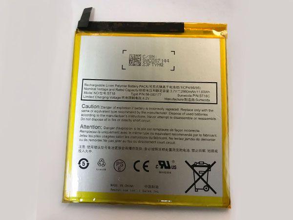 AMAZON Tablet Akku ST18
