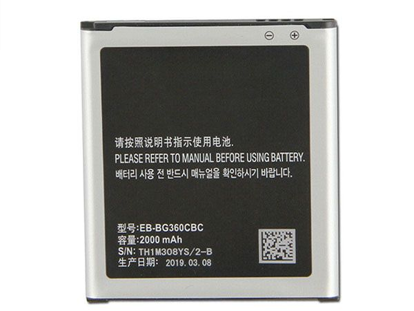 SAMSUNG Handy Akku EB-BG360CBC