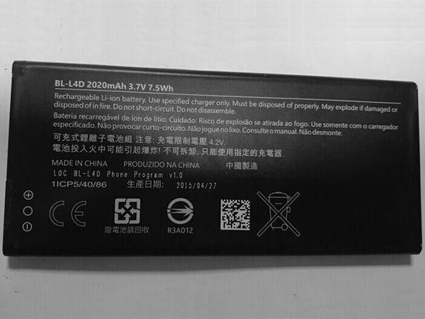 MICROSOFT Handy Akku BL-L4D