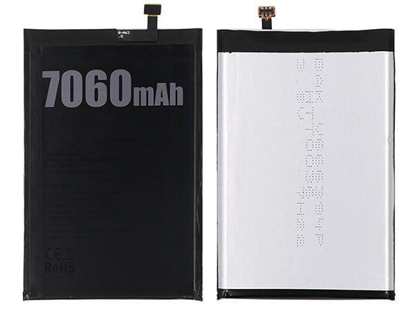 DOOGEE Handy Akku BL7000