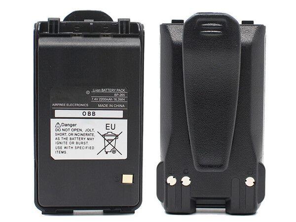 ICOM Ersatzakku BP-265