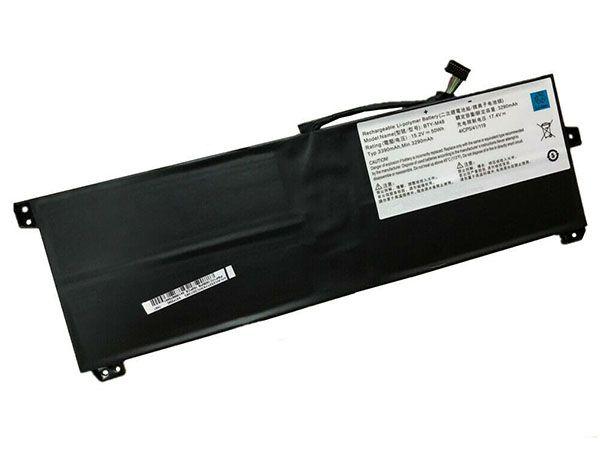 MSI Laptop Akku BTY-M48