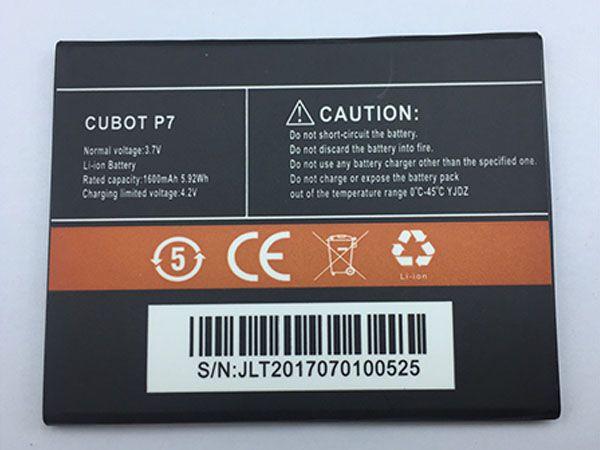 CUBOT Handy Akku P7