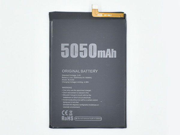 DOOGEE Handy Akku BL5000