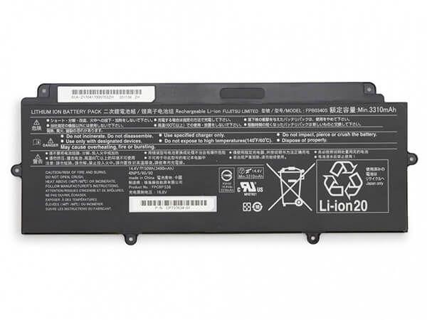 FUJITSU Laptop Akku FPCBP536