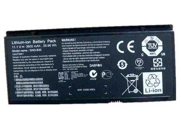 GIGABYTE Laptop Akku GND-B30