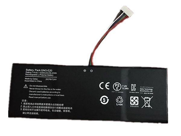 GIGABYTE Laptop Akku GNG-E20